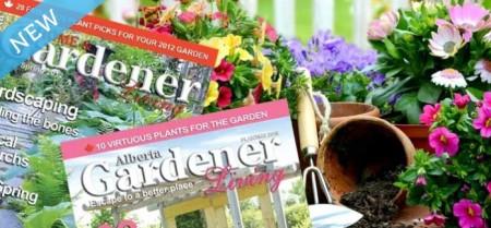 Alberta Home & Gardener Living