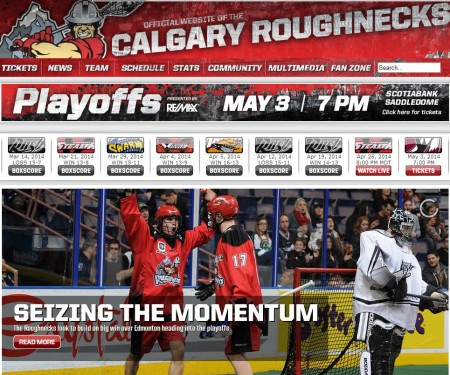 Calgary Roughnecks Save up to 42 Off Playoff Tickets Promo Code (May 3)