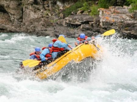 Chinook Rafting