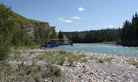 Rockies Heli Tours Icefield1