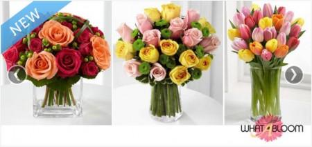 WhatABloom Flowers