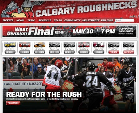 Calgary Roughnecks Save up to 42 Off Playoff Tickets Promo Code (May 10)