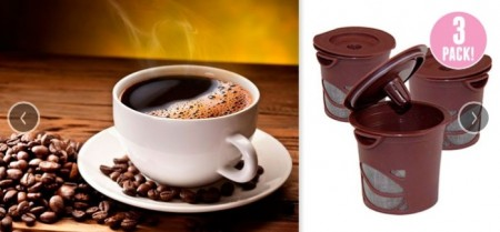 Coffee Filters Measuring Spoon