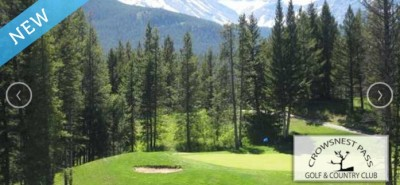Crowsnest Pass Golf and Country Club