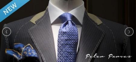 Peter Parvez Custom Made