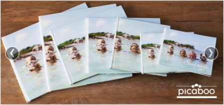 Picaboo - $35 for $100 Towards All Custom Photo Books (65 Off)