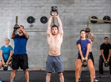 Rooted Fitness CrossFit