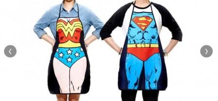 Superhero Cooking Apron
