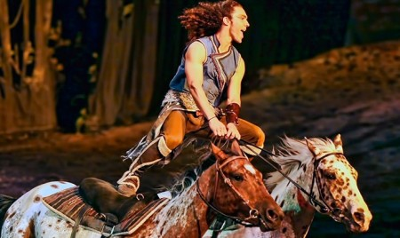 The Equestrian Spectacular by Cavalia