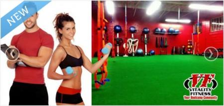 Vitality Fitness Calgary TeamBuy