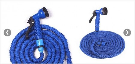 0 Foot Expandable and Retractable Garden Hose