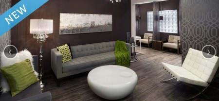 Peel Salon & Spa in Four Points By Sheraton West