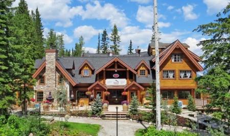 Winston Lodge & Spa - Golden, BC