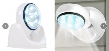 Wireless Motion Activated Lights