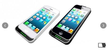 iPhone 5 External Power Case