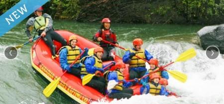 Canadian Rockies Rafting