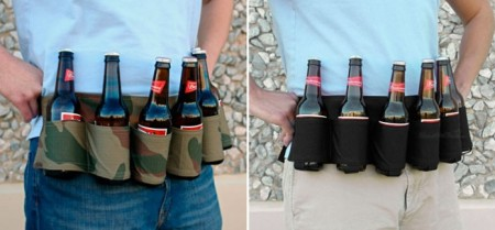 Beer Holster Belt