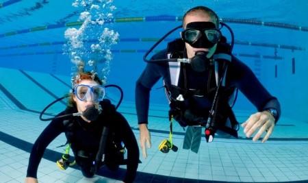 Caribbean Dreams Diving: $80 for a PADI Open-Water Diver Pool ...