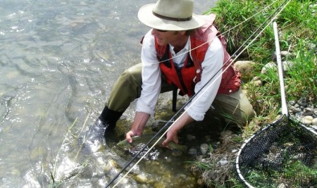Foot & Chain Fly Fishing Exchange