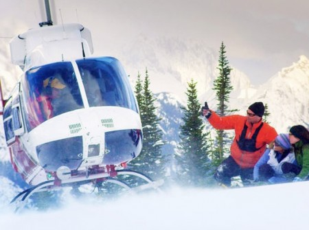 Rockies Heli Tours Canada - Kananaskis Base