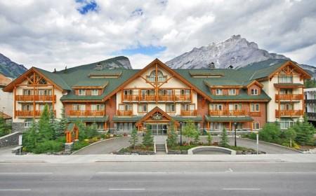 Spruce Grove Inn - Banff