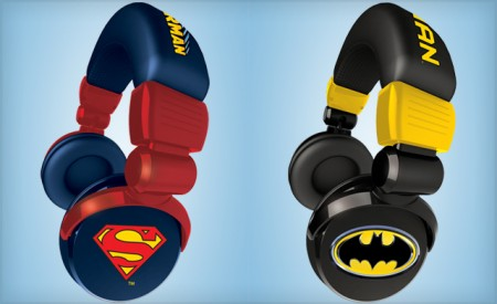Superman Headphones