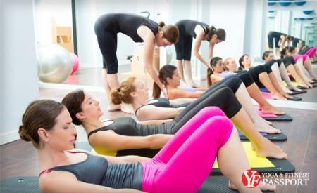 Yoga & Fitness Passport 1