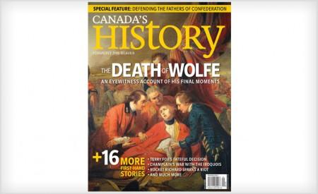 Canada's History Magazine