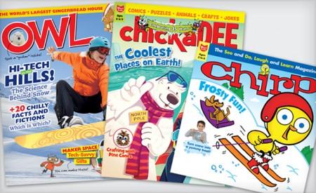 Owlkids Magazines