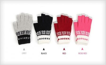 Smart Touch Winter Gloves