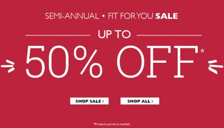 Naturalizer Semi Annual Sale - Up to 50 Off