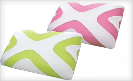 Neon Memory Foam Pillow