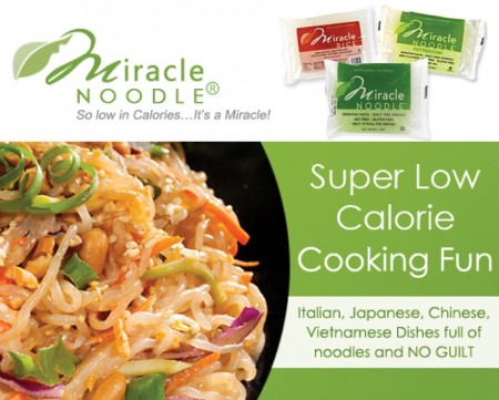 Zero Carb Noodles