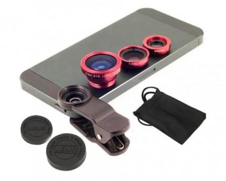 Fish Eye Lens for Smart Phones