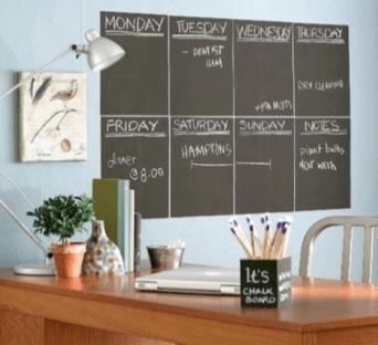 6ft Chalkboard or Whiteboard