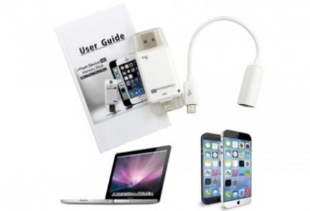 8GB i-FlashDrive HD for iPod:iPhone:iPad