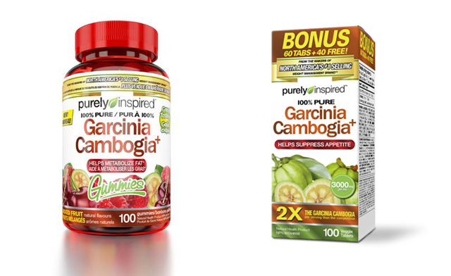 Purely Inspired 19 For 1 Bottle Of Garcinia Cambogia Gummies 1