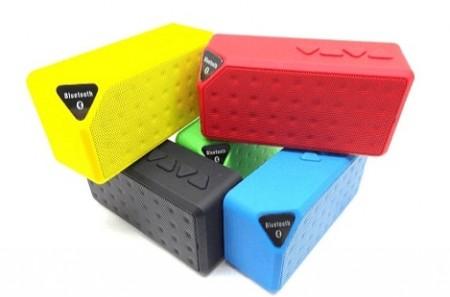 Colour Jam Bluetooth Speaker