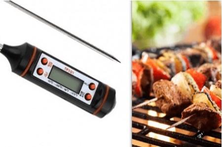 Digital BBQ Thermometer
