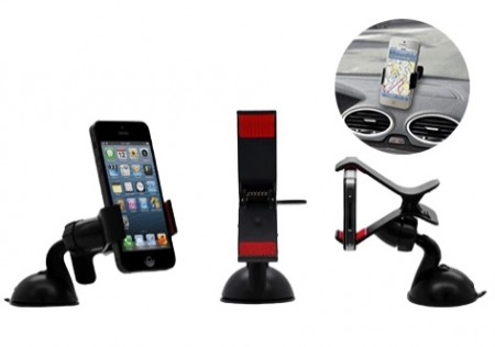 Aduro Grip Clip Universal Car Mount
