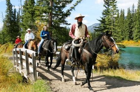 Banff Trail Riders 2
