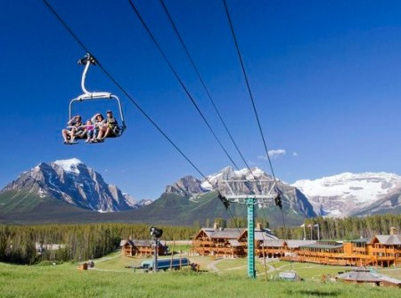 Lake Louise Gondola 1