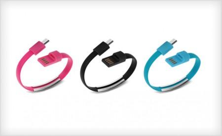 Phone Charging Bracelet