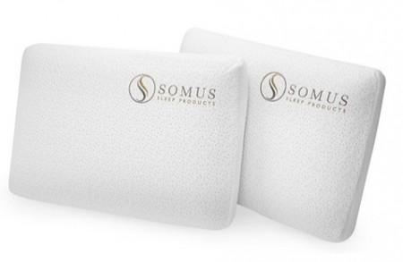 Somus Memory Foam Supreme Pillows