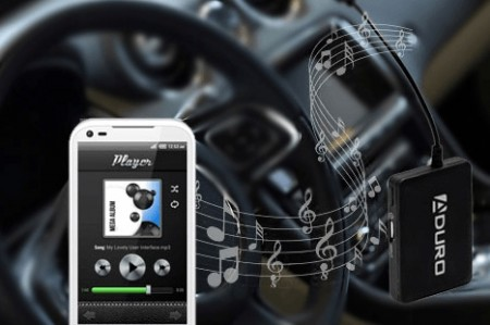 Audio Receiver for 3.5mm Devices