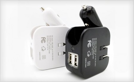Car and Wall Charger