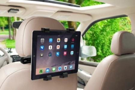 Headrest Mount for Tablets