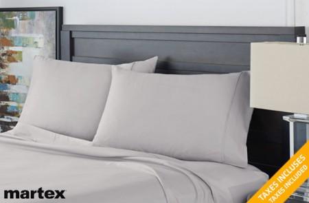 Martex Cotton Rich Sheet Set
