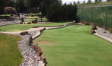Target Greens Golf Center