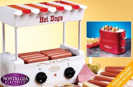 hot-dog roller